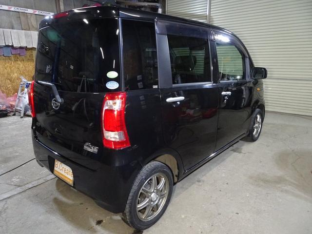 X 4WD エコアイドル ライトレベライザー ドアバイザー(7枚目)