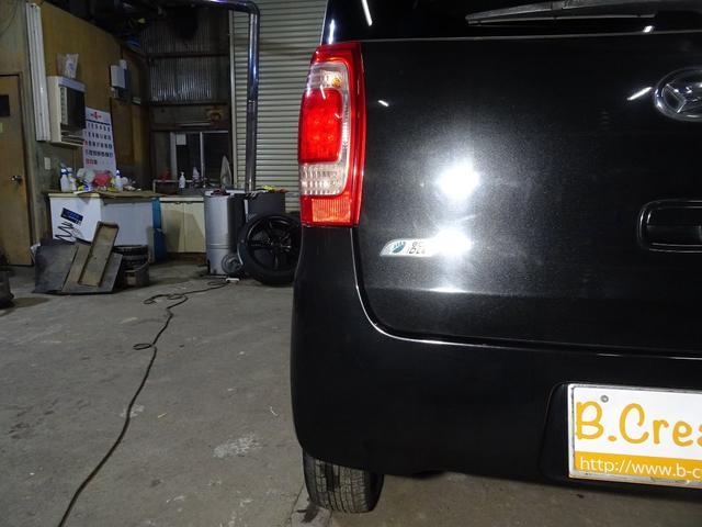 X 4WD エコアイドル ライトレベライザー ドアバイザー(19枚目)