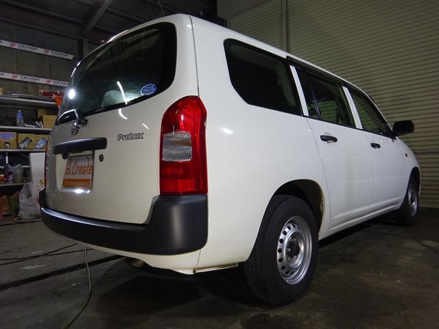 「トヨタ」「プロボックスバン」「ステーションワゴン」「北海道」の中古車11