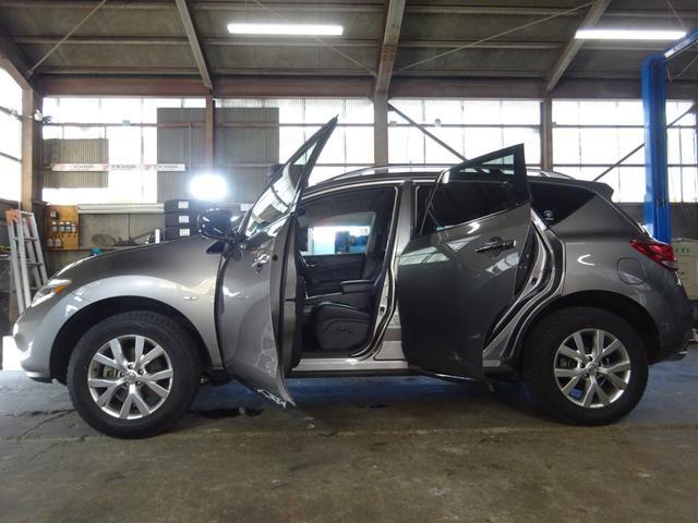 250XV FOUR 4WD 本州仕入 後期型 MOPナビ サンルーフ 革シート サイドカメラ バックカメラ DTV Bluetoothオーディオ パワーシート シートヒーター インテリキー プッシュスタート HID(18枚目)