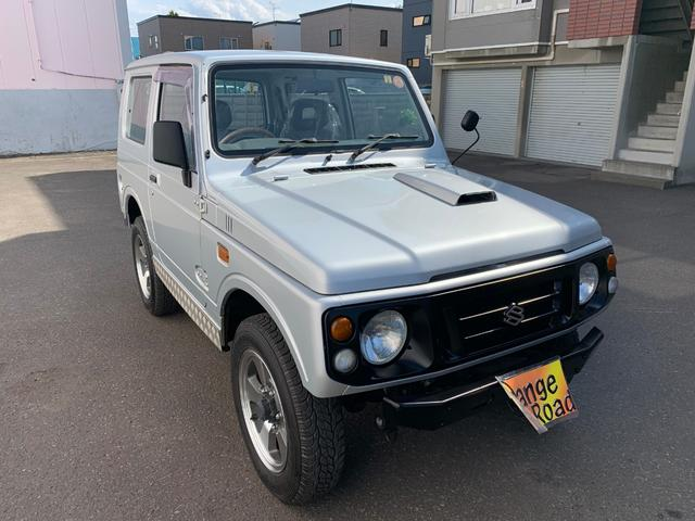 XL 4WD MT車 ブローオフ付インタークーラーターボ(4枚目)