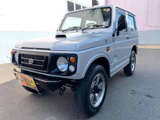 XL 4WD MT車 ブローオフ付インタークーラーターボ(5枚目)