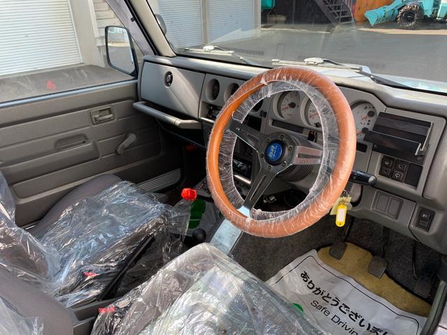 XL 4WD MT車 ブローオフ付インタークーラーターボ(10枚目)