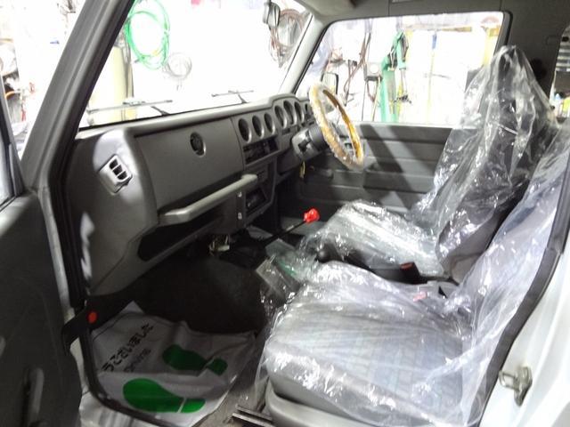 XL 4WD MT車 ブローオフ付インタークーラーターボ(19枚目)