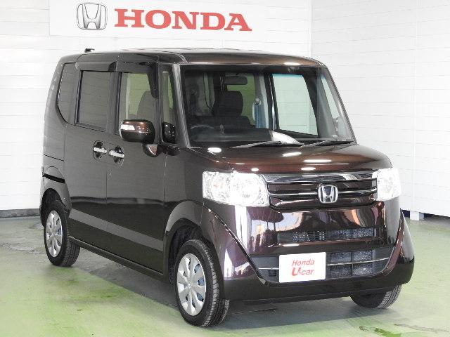 「ホンダ」「N-BOX」「コンパクトカー」「北海道」の中古車3