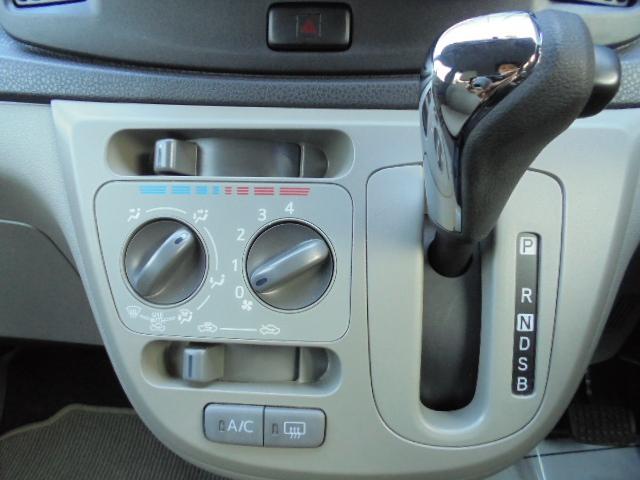 ダイハツ ミライース Xf メモリアルエディション 4WD 社外メモリナビ地デジ