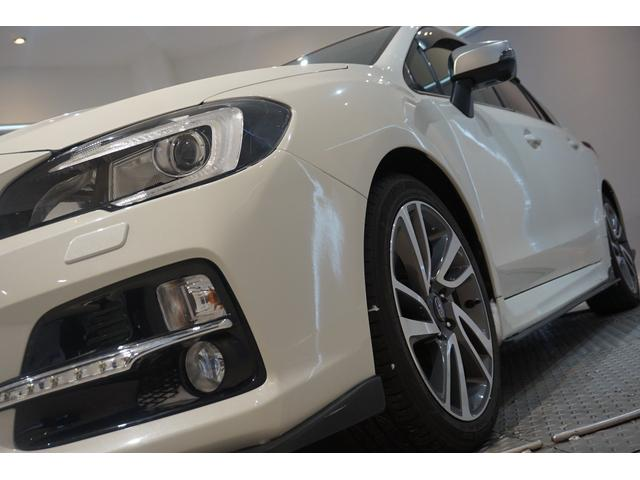 スバル レヴォーグ 4WD 純正メモリナビTV STIエアロ! LED