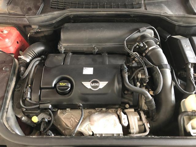 クーパーS クロスオーバー オール4 4WD 社外ナビ 地デジTV バックカメラ ボンネット・ルーフ・リアハッチストライプ 新品ドアミラーカバー ロゴ入りカーテシライト 純正17インチAW クルーズコントロール HIDヘッドライト(16枚目)