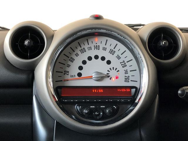 クーパーS クロスオーバー オール4 4WD 社外ナビ 地デジTV バックカメラ ボンネット・ルーフ・リアハッチストライプ 新品ドアミラーカバー ロゴ入りカーテシライト 純正17インチAW クルーズコントロール HIDヘッドライト(24枚目)