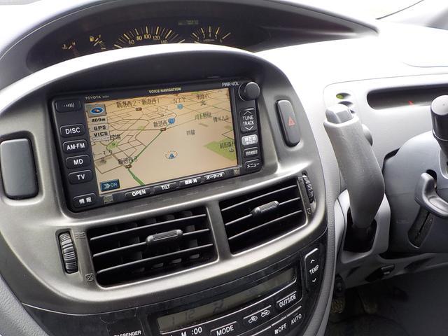 3.0T アエラス 4WD HID ナビ Bカメラ ETC付(11枚目)
