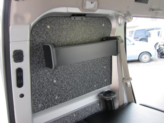 スズキ エブリイ ジョイン 4WD 車中泊 サブバッテリー べバストヒーター