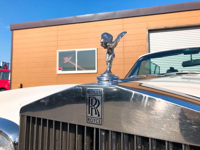 「ロールスロイス」「ロールスロイス コーニッシュ」「オープンカー」「北海道」の中古車8