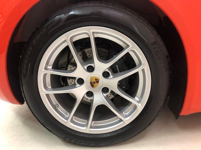 718ボクスター 2019年モデル 左ハンドル ワンオーナー(6枚目)