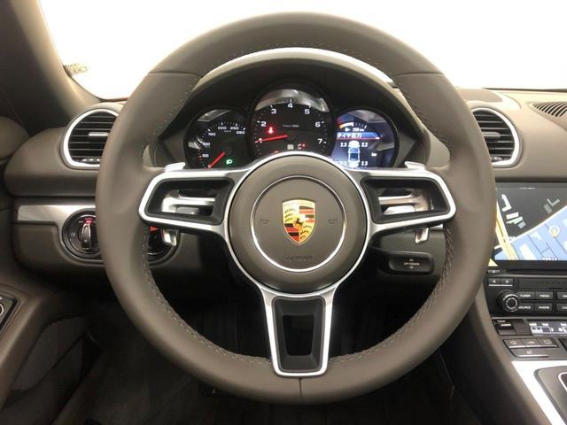 718ボクスター 2019年モデル 左ハンドル ワンオーナー(17枚目)