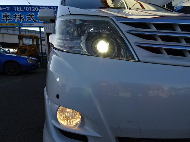 トヨタ アルファードV AS リミテッド 4WD マイナー後