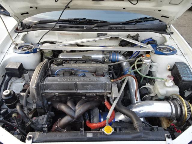 三菱 ランサー GSRエボリューションVI 4WD
