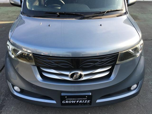 トヨタ bB Z Qバージョン 本州車両 4WD HDDナビ 内外装仕上済