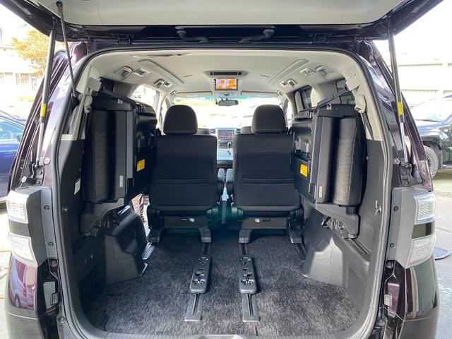 ZR 4WD 本州車両 20インチホイール新品 トーヨータイヤ新品 Fスポイラー新品 タナベダウンサス新品 両側パワースライド リアモニター パワーシート オットマン パワーバックドア クルーズコントロール(44枚目)