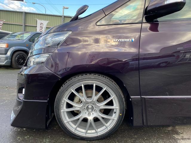 ZR 4WD 本州車両 20インチホイール新品 トーヨータイヤ新品 Fスポイラー新品 タナベダウンサス新品 両側パワースライド リアモニター パワーシート オットマン パワーバックドア クルーズコントロール(71枚目)