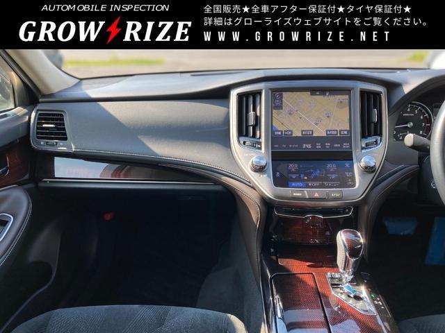 ロイヤルサルーンi-Four 後期 本州車両 19インチホイールタイヤ新品 RS-Rダウンサス新品自社取付 四輪アライメント ディーラー点検整備 4WD ETC フルセグTV ブルートゥース CD Bモニター TVナビ クルコン(49枚目)