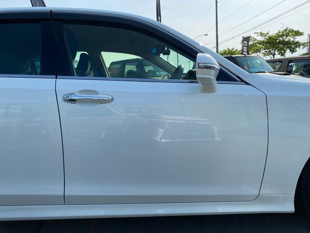 ロイヤルサルーンi-Four 後期 本州車両 19インチホイールタイヤ新品 RS-Rダウンサス新品自社取付 四輪アライメント ディーラー点検整備 4WD ETC フルセグTV ブルートゥース CD Bモニター TVナビ クルコン(67枚目)