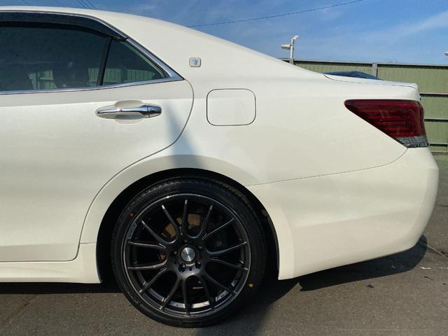 ロイヤルサルーンi-Four 後期 本州車両 19インチホイールタイヤ新品 RS-Rダウンサス新品自社取付 四輪アライメント ディーラー点検整備 4WD ETC フルセグTV ブルートゥース CD Bモニター TVナビ クルコン(74枚目)