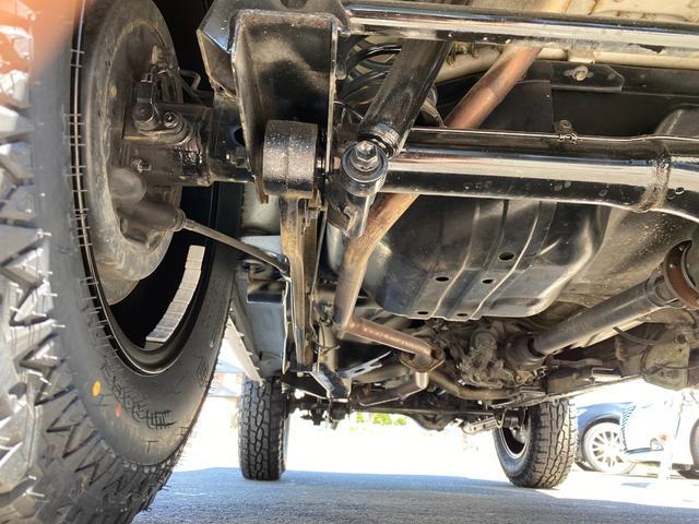 XC 本州車両 JB23-6型 ラプターライナー 全塗装 社外Fバンパー新品 社外Rバンパー新品 16インチ ホイール・タイヤ新品 アイライン新品 LEDフォグ LED スモール スキッドガード新品(33枚目)