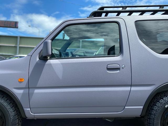 XC 本州車両 JB23-6型 ラプターライナー 全塗装 社外Fバンパー新品 社外Rバンパー新品 16インチ ホイール・タイヤ新品 アイライン新品 LEDフォグ LED スモール スキッドガード新品(59枚目)