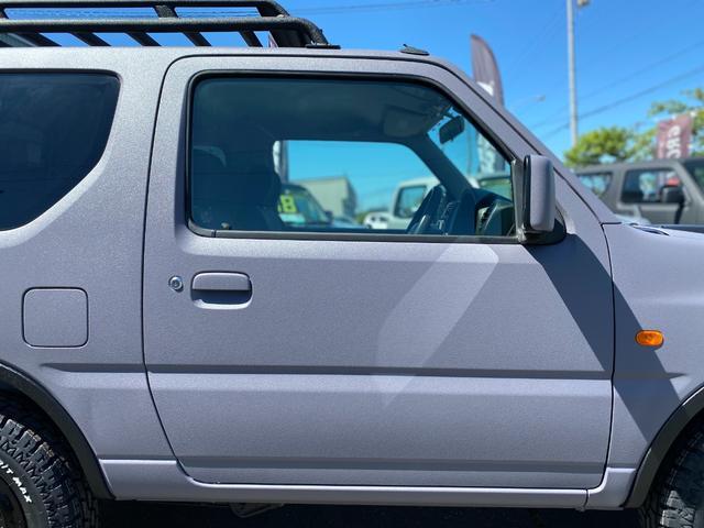 XC 本州車両 JB23-6型 ラプターライナー 全塗装 社外Fバンパー新品 社外Rバンパー新品 16インチ ホイール・タイヤ新品 アイライン新品 LEDフォグ LED スモール スキッドガード新品(62枚目)