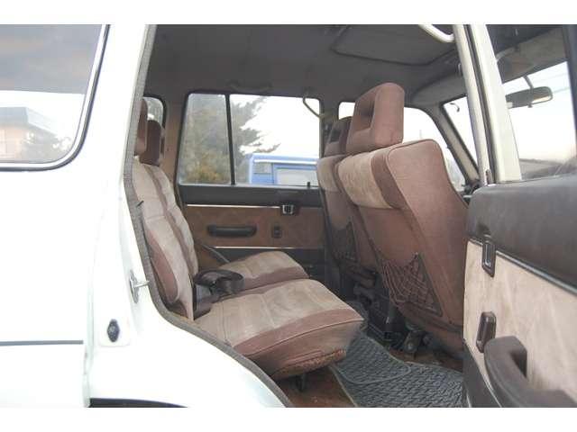 トヨタ ランドクルーザー60 VX DT ハイルーフ 4WD リフトアップ公認改