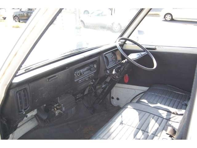 ダイハツ デルタトラック デラックス 高床 ベンチコラム KD10