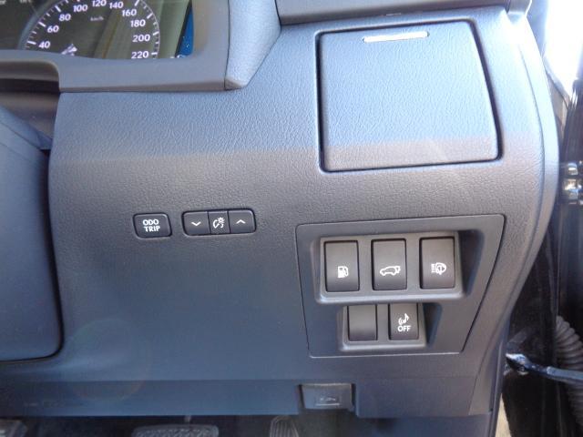 RX450h バージョンL 4WD サンルーフ 黒革シート HDDナビ パワーバックドア 冬タイヤ ホイール(18枚目)