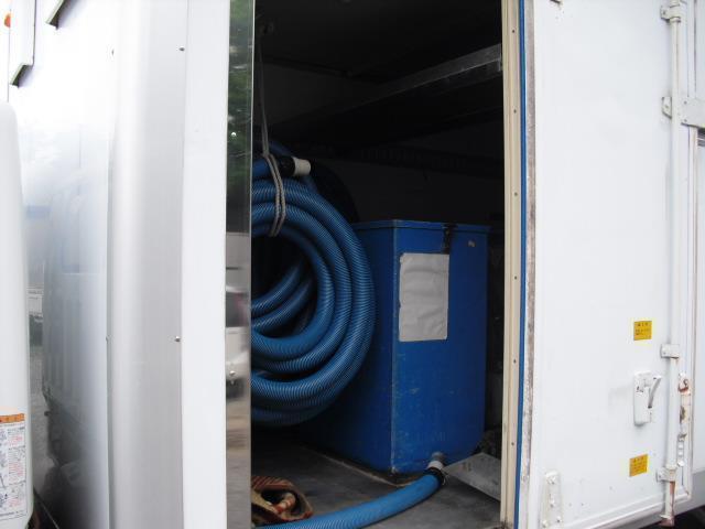 ターボパネルバン 4WD高圧洗浄機搭載(8枚目)