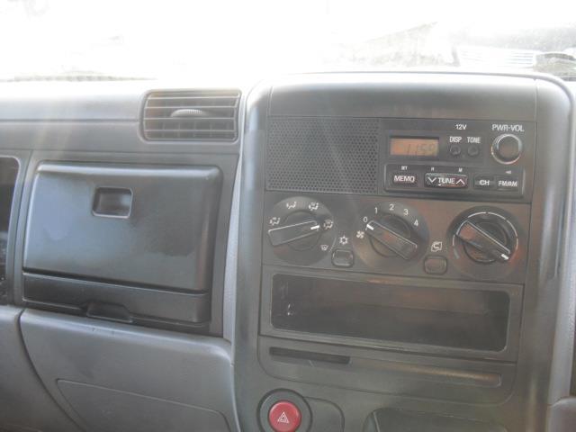 Wキャブロング全低床DX ディーゼルT 4WD Wタイヤ(4枚目)