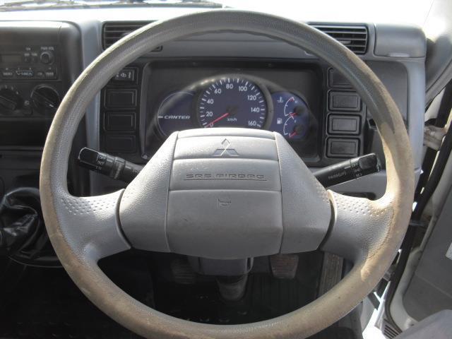 Wキャブロング全低床DX ディーゼルT 4WD Wタイヤ(16枚目)