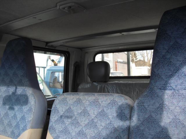 Wキャブロング全低床DX ディーゼルT 4WD Wタイヤ(19枚目)