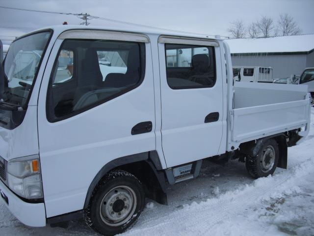 ダブルキャブロング全低床 SAディーゼル 4WD Rヒーター(3枚目)