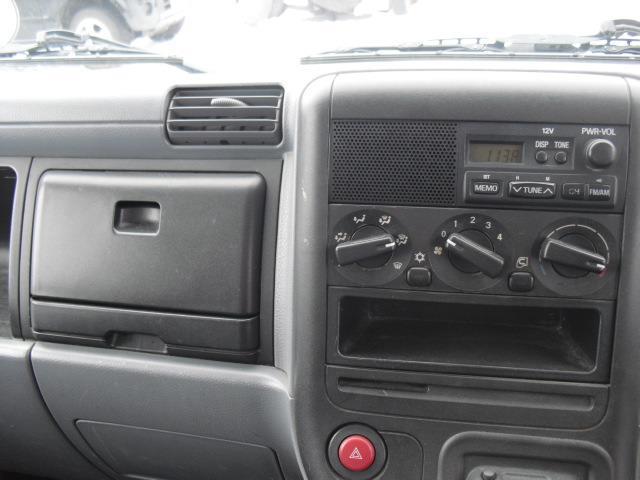 ダブルキャブロング全低床 SAディーゼル 4WD Rヒーター(14枚目)