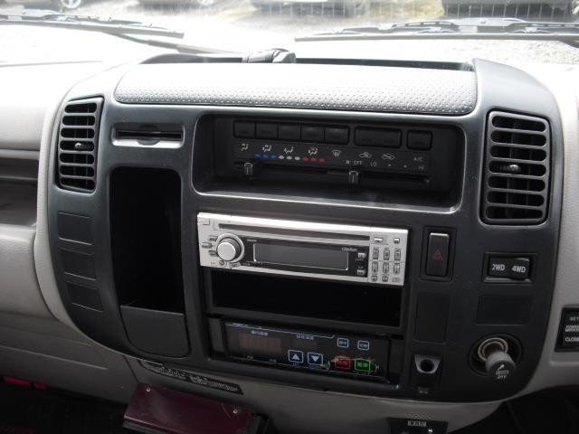 4WD 冷蔵冷凍車 2t積(15枚目)
