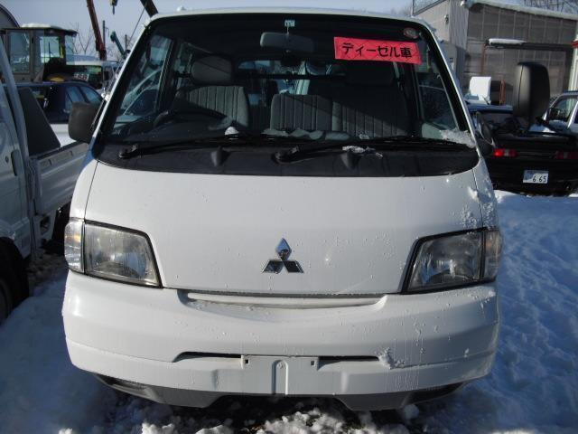 「三菱」「デリカバン」「その他」「北海道」の中古車4
