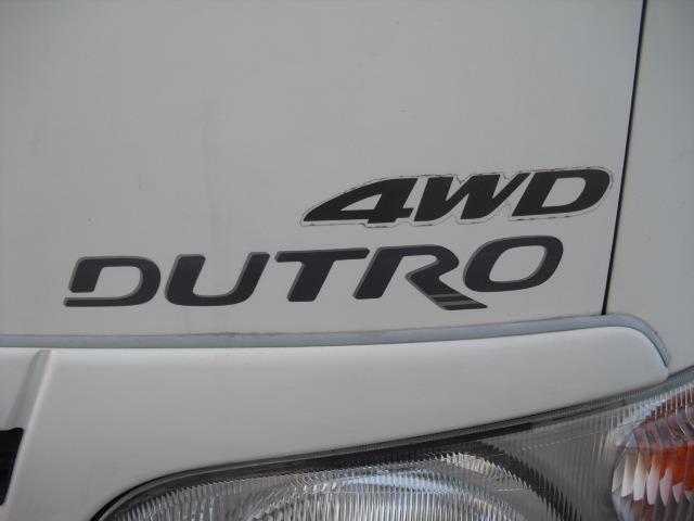 深ダンプ 4.0D ターボ 4WD(12枚目)