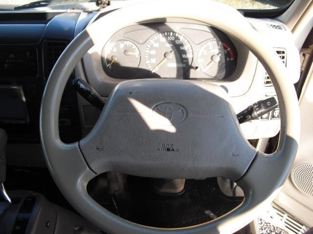 ダブルキャブ AT 4WD リアヒーターリアクーラー(10枚目)