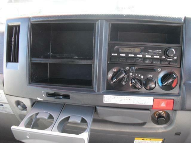Wキャブ 4WD 1.5t積 AT エアコン(10枚目)