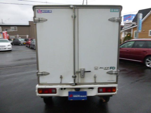 保冷車 4WD(13枚目)