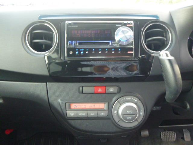 カスタムG 4WD 禁煙車 エアロ HID キーフリー(5枚目)