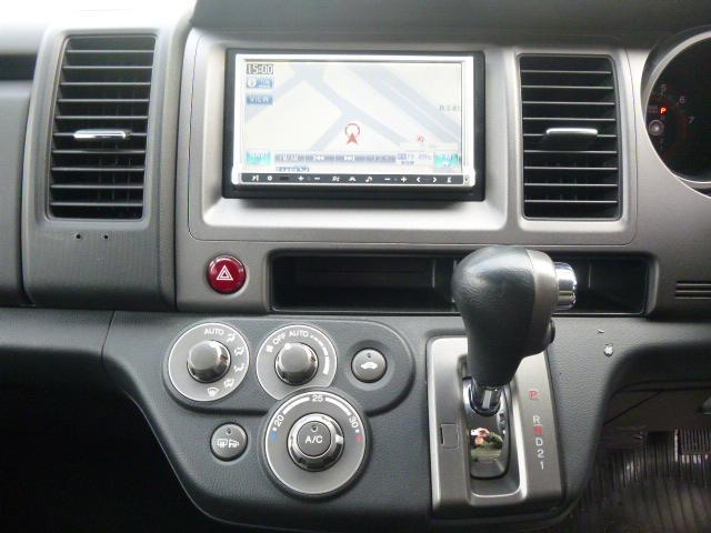 20X 4WD 禁煙車 純正エアロ HID VSC ナビ(5枚目)