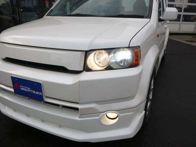 20X 4WD 禁煙車 純正エアロ HID VSC ナビ(19枚目)