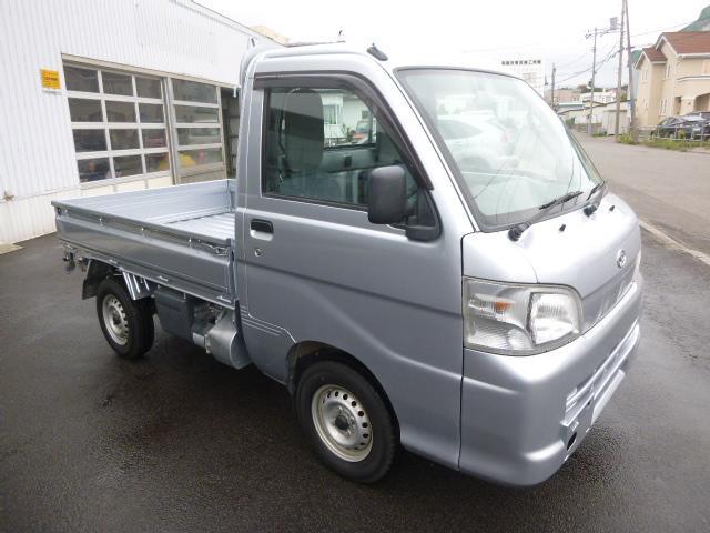 ローダンプ 4WD パワステ エアコン(12枚目)