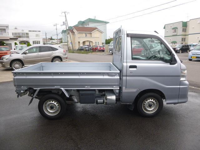 ローダンプ 4WD パワステ エアコン(13枚目)