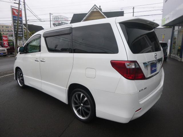「トヨタ」「アルファード」「ミニバン・ワンボックス」「北海道」の中古車23